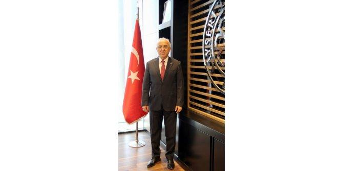 Başkan Hiçyılmaz'dan Afrin şehitleri için taziye mesajı