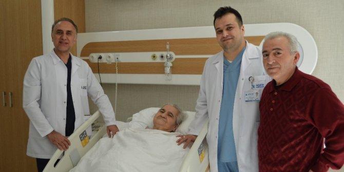 Uygulanan 'Girişimsel Radyoloji' hastalara avantaj sağlıyor