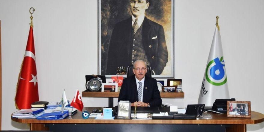 Başkan Albayrak'tan 14 Mart Tıp Bayramı Mesajı