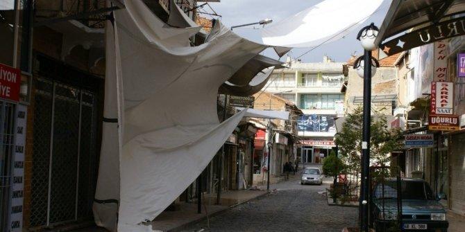 Aydın'da yarın fırtına bekleniyor