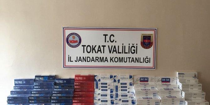 Kaçak sigara satan işyerlerine operasyon