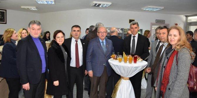 Başkan Albayrak, Muhasebeciler Haftası kokteyline katıldı
