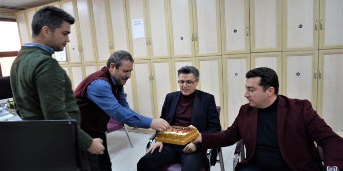 Başkan Bakıcı Muhasebeciler Gününü kutladı