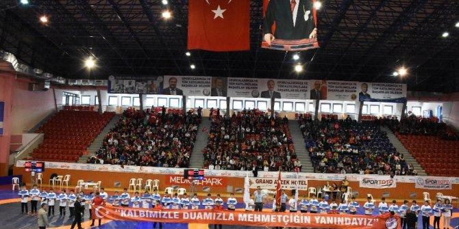 Grekoromen Güreş Şampiyonası