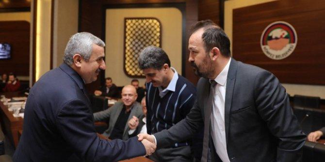 Körfez Belediye Meclisi üyeleri bu ayki huzur haklarını Mehmetçik Vakfı'na bağışlayacak