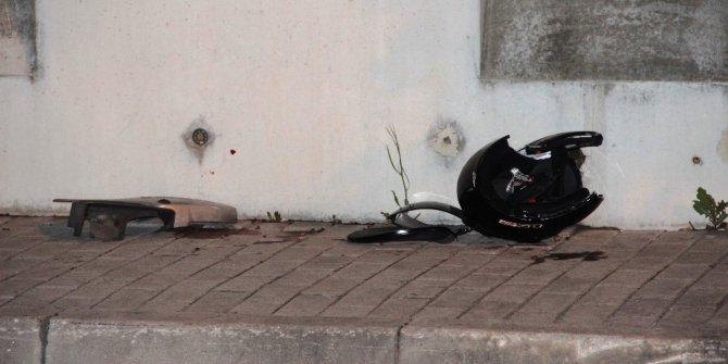 Ucuz kask 18 yaşındaki genci canından etti