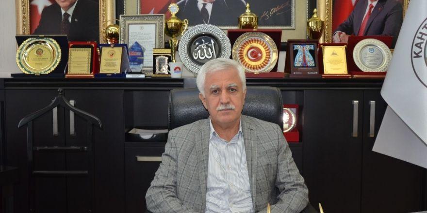 Belediye Başkanı Gazeteci Baki Serhat Kamış'ı unutmadı