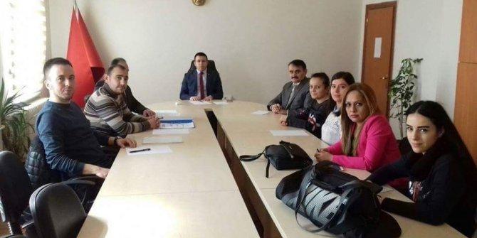 Çavdarhisar'da 'eğitimde kaliteyi arttırma' projesi