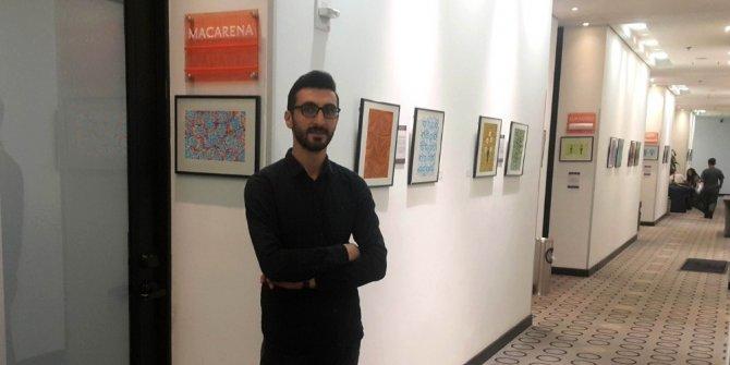 Düzce Üniversitesi öğretim görevlisi Kolombiya'da sanatseverlerle buluştu