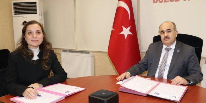 bağımlılıkla mücadeleyle ilgili işbirliği protokolü imzaladı
