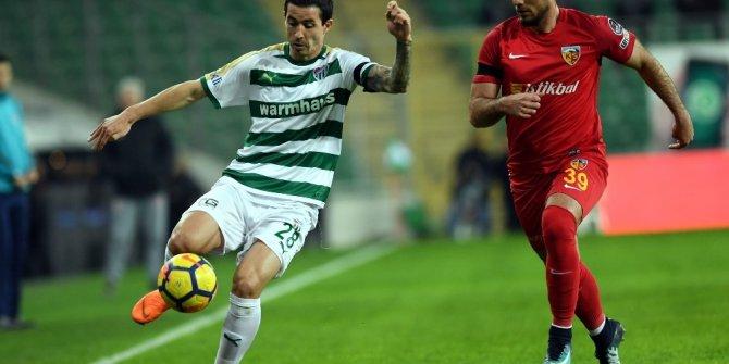 Stancu atıyor, Bursaspor kazanıyor