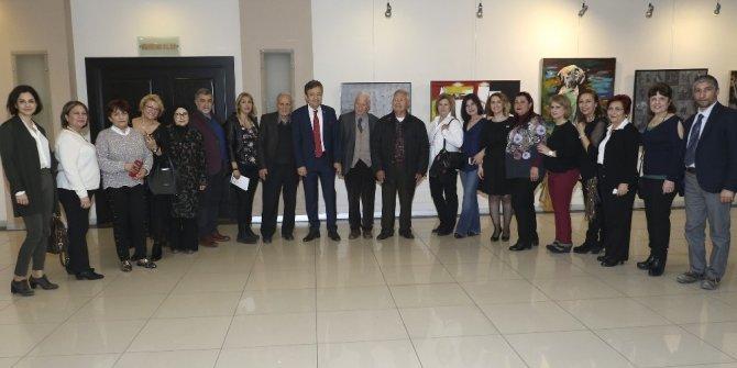 Adanalı ressamlar MTSO'da sergi açtı