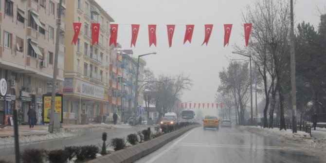 Şehitler için Türk bayrağı çağrısı