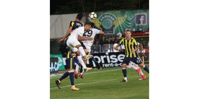 Fenerbahçe ile T.M. Akhisarspor 12. randevuda