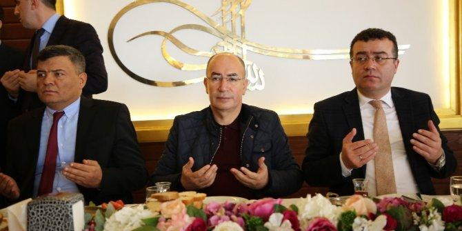 Atakum'da Afrin için eller semaya açıldı