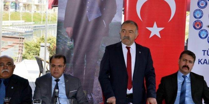 """Türkiye Kamu-Sen Temsilcisi Bilal Türk: """"Memur alımlarında mülakat kaldırılmalı"""""""