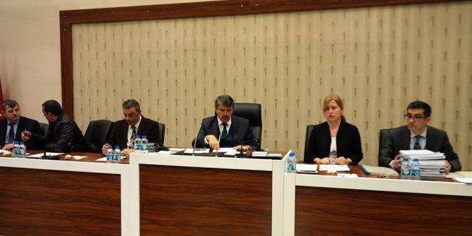 Bartın Belediyesi Mart ayı meclis toplantısı yapıldı