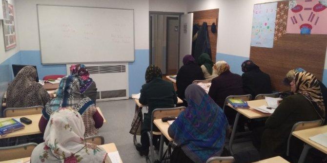 Okur-yazar seferberliğinde Gebze'de ilk kurslar başladı