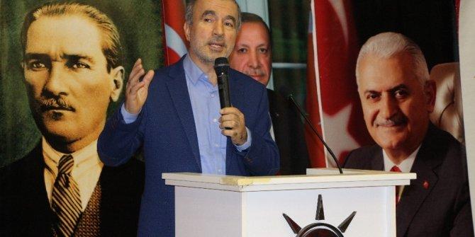 """Naci Bostancı: """"Hiç ittifak olmasa bu seçimleri kazanacak yegane parti AK Parti"""""""