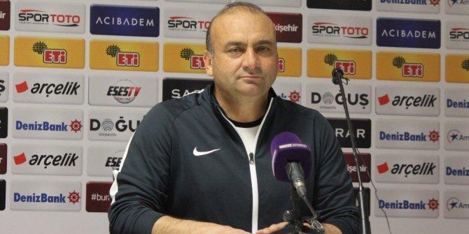 Adana Demirspor Eskişehir'den 1 puanla dönüyor