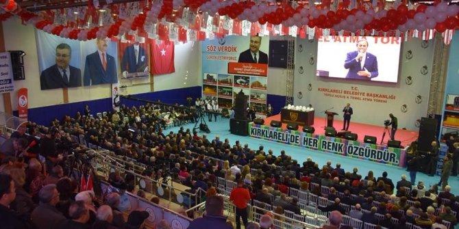 Kırklareli Belediyesinden 50 milyon liralık yatırım