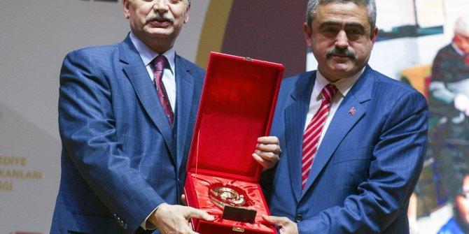 Belediye Başkanları Birliği'nden Başkan Alıcık'a büyük onur