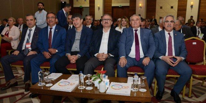 """""""Antalya 4.0"""" Projesi tanıtıldı"""