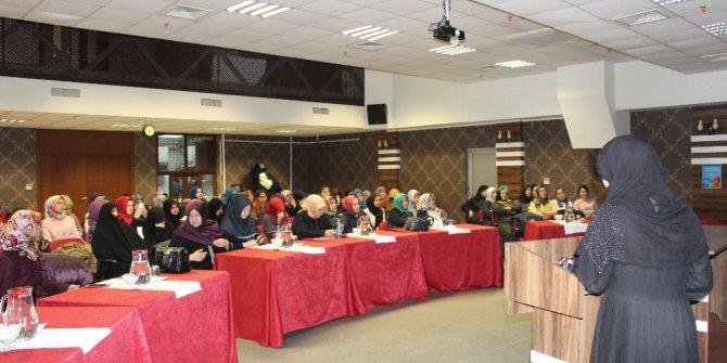 Eskişehirli kadınlar, 'Aliya İzzetbegovic Konferansı'nda buluştu