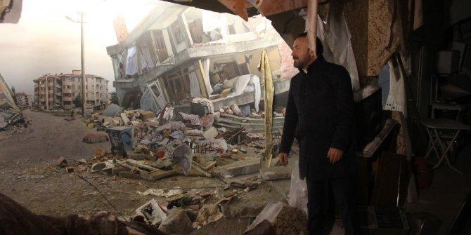 Gölcük depreminin yıkımı gelecek nesillere bu müzede aktarılacak