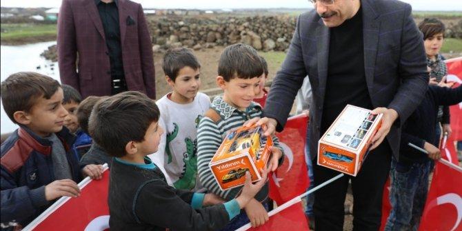 Başkan Atilla Çınar ilçesinde incelemelerde bulundu