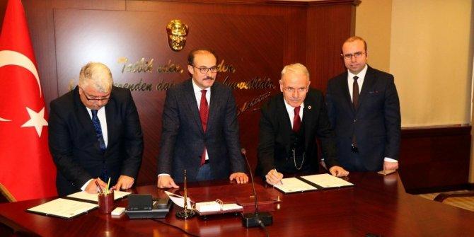 Bozok Üniversitesi ile Milli Eğitim Müdürlüğü arasında eğitim protokolü imzalandı