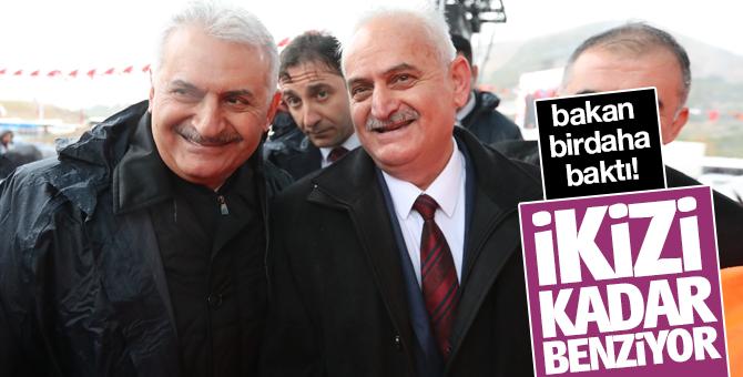 Zekeriya Yetkin'i görenler şaşırdı: Başbakan Yıldırım'a ikizi kadar benziyor