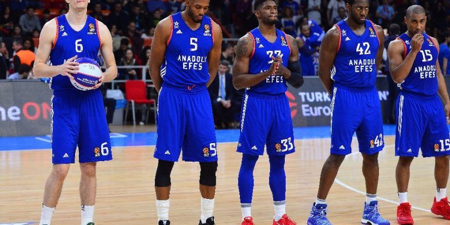 Anadolu Efes kritik Maccabi Fox Tel Aviv virajında