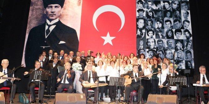 Büyükşehirden nostaljik konser