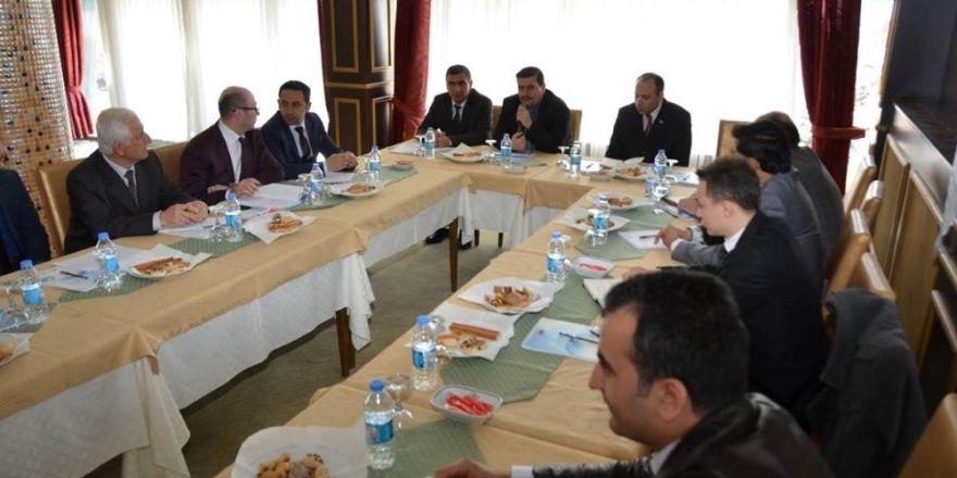 Erzincan'da av köşkü projesi uygulanacak