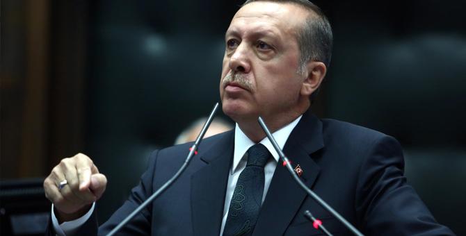 """Erdoğan Rest Çekti: """"Siz Bunu Konuşamazsınız"""""""
