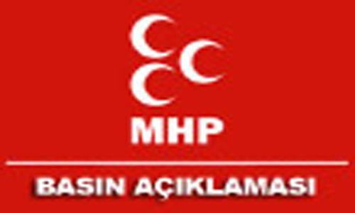 MHP Pendik ´ten İsrail´e Kınama