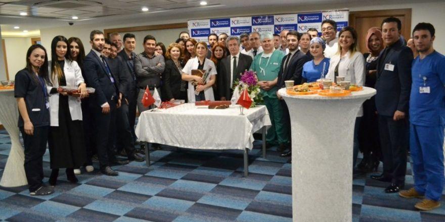 NCR'de 14 Mart Tıp Bayramı görkemli bir tören ile kutlandı