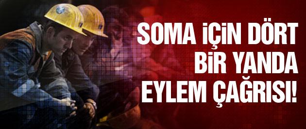 Soma için eylem çağrısı!