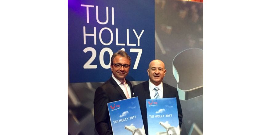 TUI HOLLY 2017 Ödülleri
