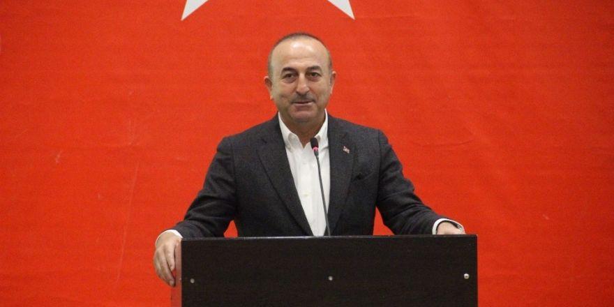 """Çavuşoğlu: """"Avrupa'nın fabrika ayarlarına dönmesi lazım"""""""