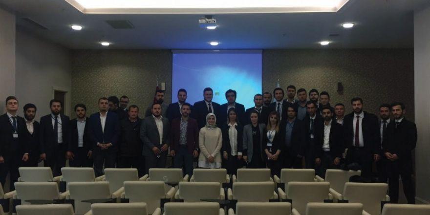 AK Parti'nin '30 Büyükşehir Gençlik Kolları Tanıtım Medya Toplantısı'