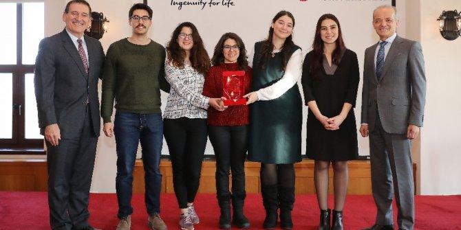 Sürdürülebilir Kampüs Projesi'nde ödüller sahiplerini buldu