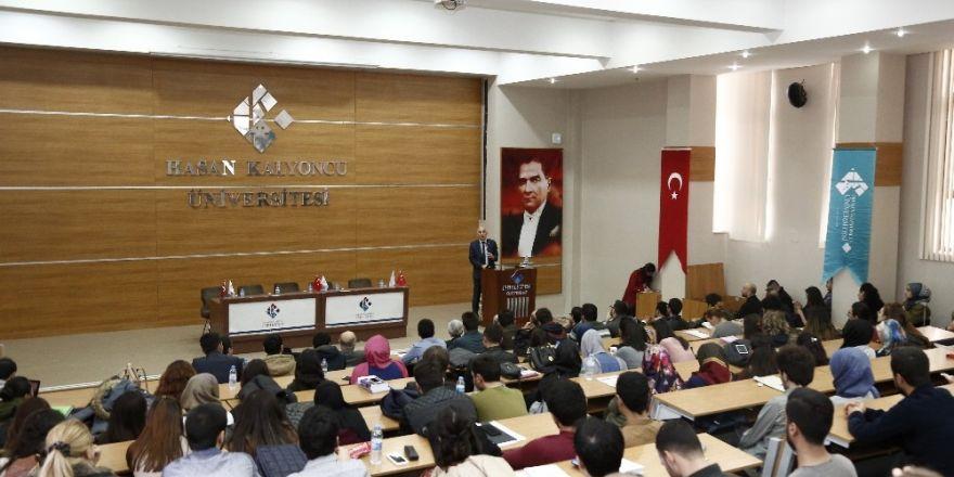 Hukuk fakültesi öğrencilerine Bölge İdare Mahkemesi anlatıldı