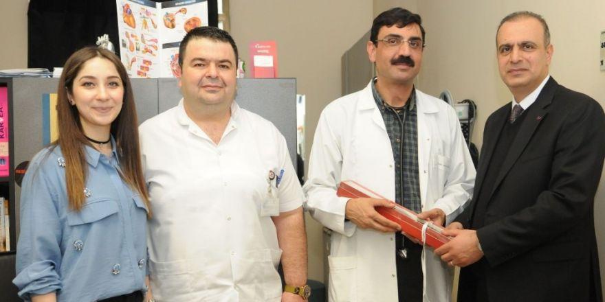 Sani Konukoğlu Hastanesinde 14 Mart Tıp Bayramı kutlanıyor