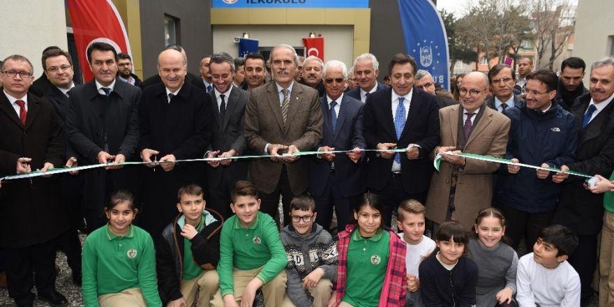 Bursa'ya 2 modern okul daha