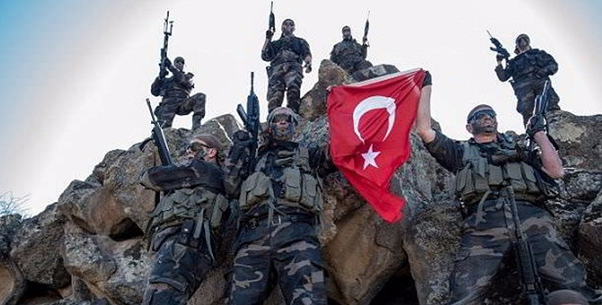 Afrin'de Son Durum: 3 Bin 393 Terörist Etkisiz Hale Getirildi