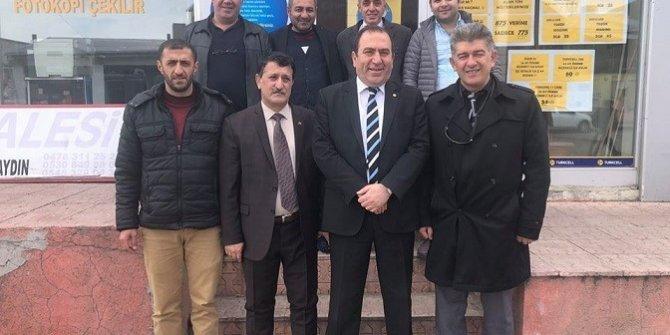 ATSO Başkanı Demirci Çıldır'ı ziyaret etti