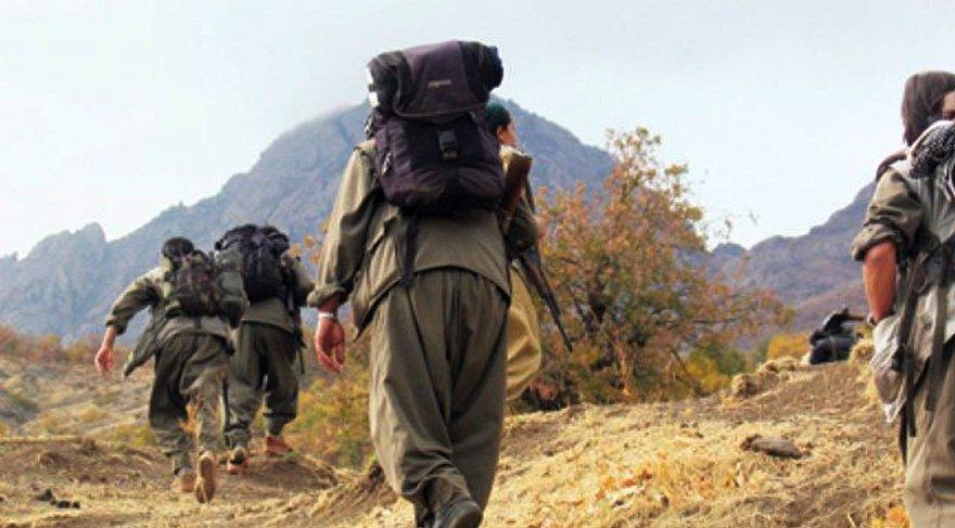 PKK'lı Teröristler İle Diyarbakır Bölgesinde Sıcak Temas Kuruldu