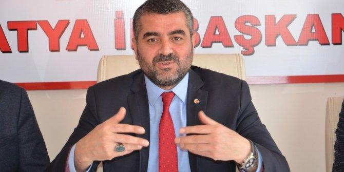 MHP İl Başkanı Avşar'dan Kurultaya davet